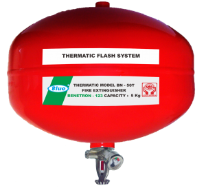 Thermatic Fire Extinguisher