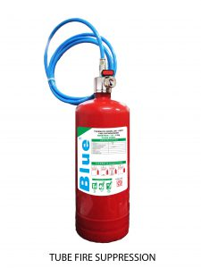 Fire Suppresion Tube