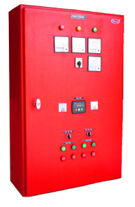 Control Panel Hydrant